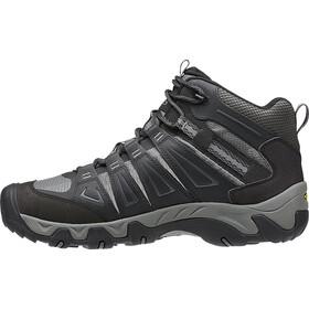 Keen Oakridge Mid WP Shoes Herre magnet/gargoyle